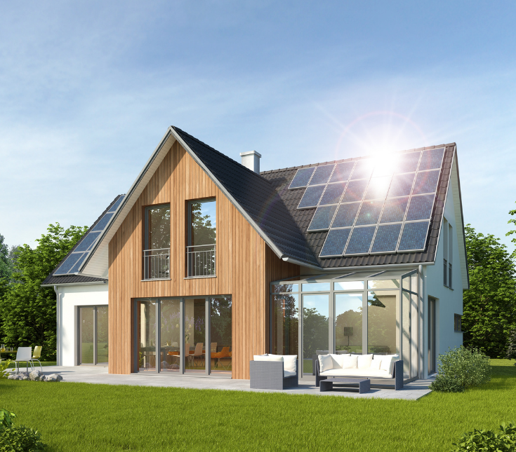 Can we cool our houses using a heat pump?